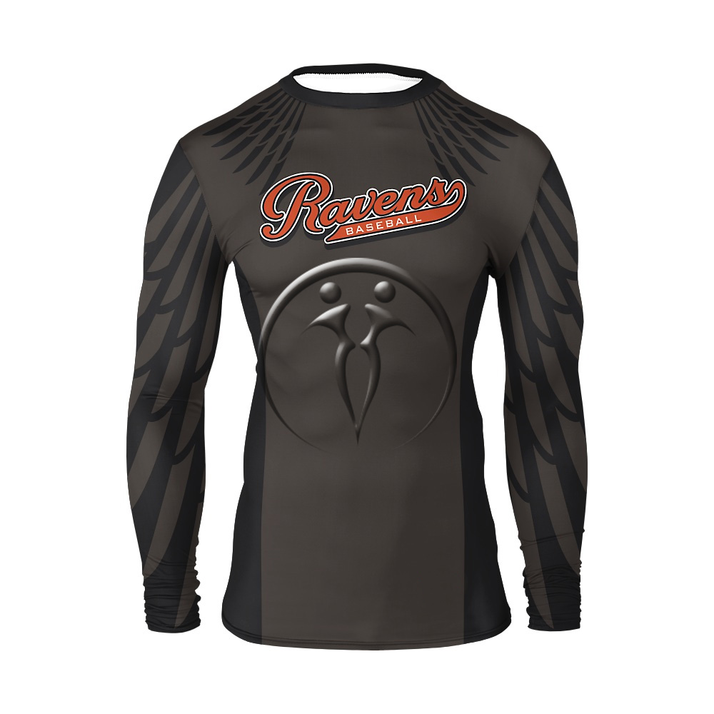 Custom Ultra Performance Long Sleeve Compression