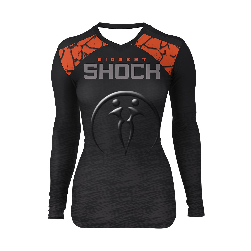 Women Ultra Performance Long Sleeve Compression