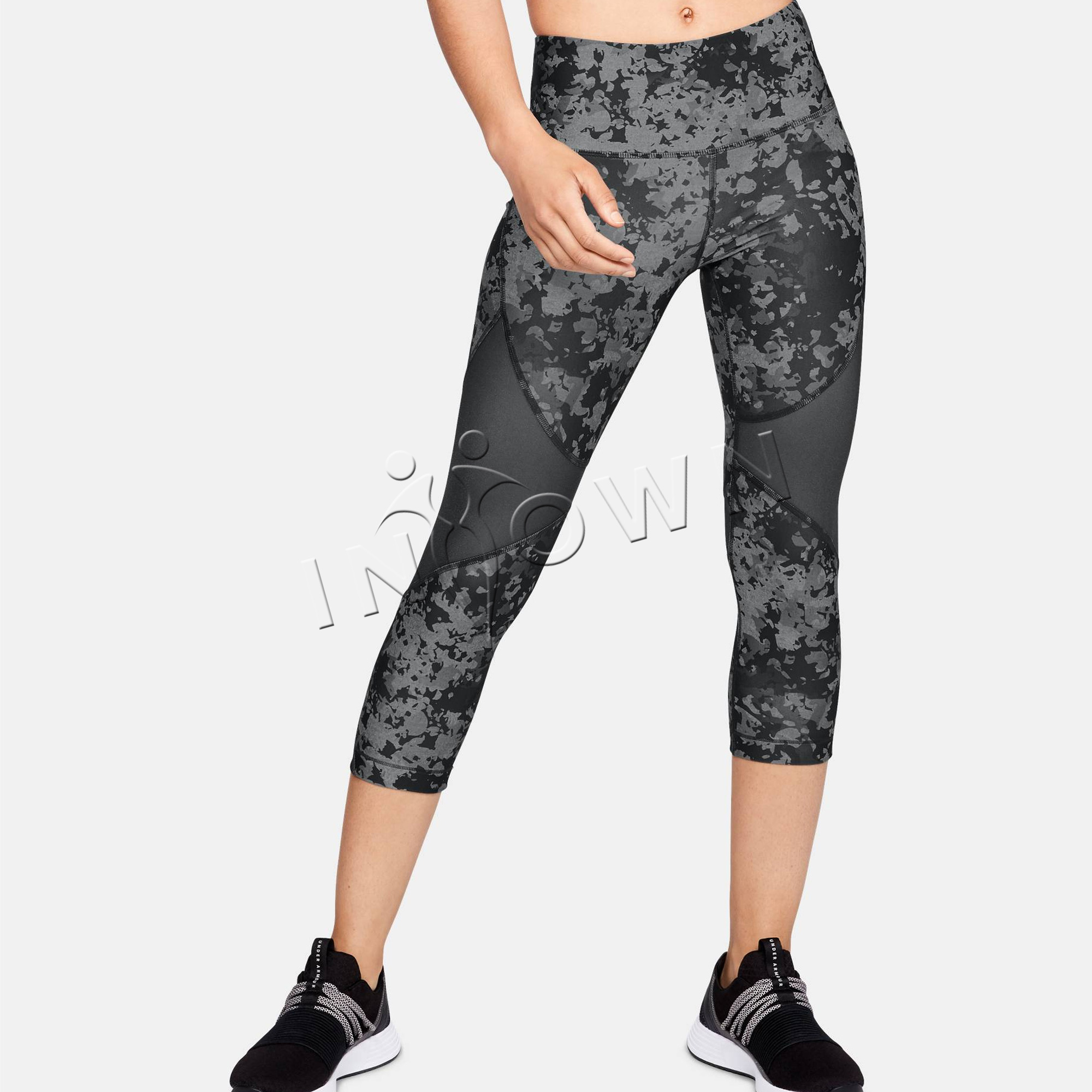 Sublimated Capris