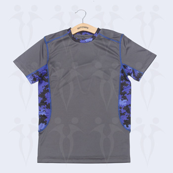 Side Panel Sublimated Tee