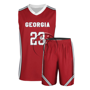 Full Basketball Uniform