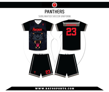 Sublimated Soccer Uniform