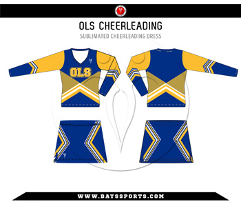 Sublimated Cheerleading Dress